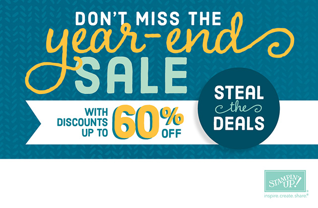 Year End Sale Ecard