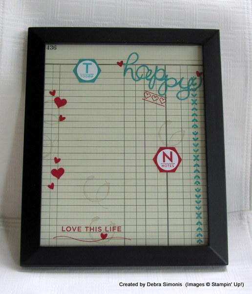 April Blog Hop - Families First Frame