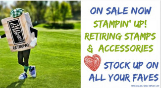 Stampin' Up! Retiring Products promo shot