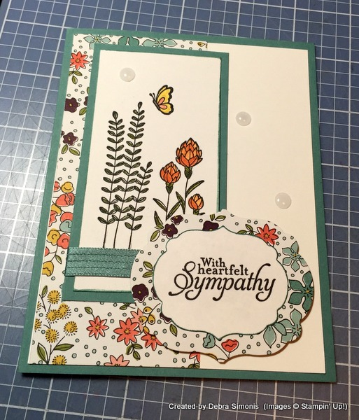 Card made by Diane Luth