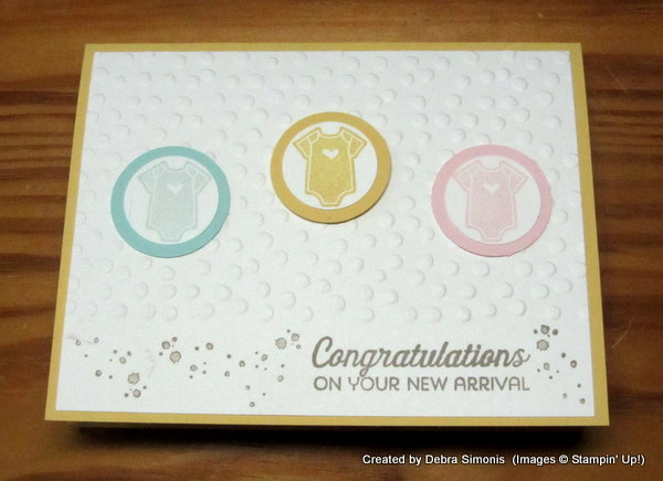 Every Occasion Baby Card