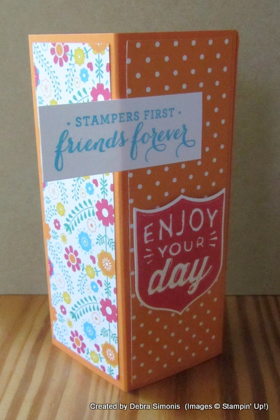 Tower Card for Donna Hehn
