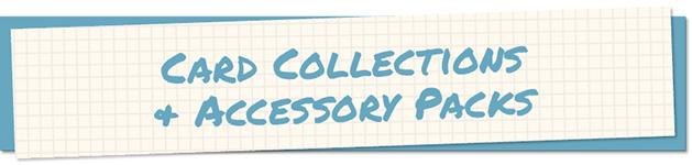 card collection header