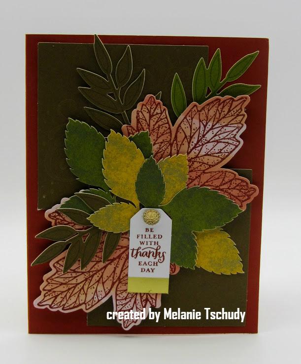 Thanksgiving card - Melanie Tschudy