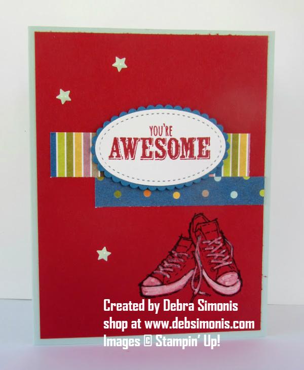 Stampin-Up-Epic-Celebrations-teen-card-idea-Stitched-Shapes-Framelits-Debra-Simonis-Stampinup
