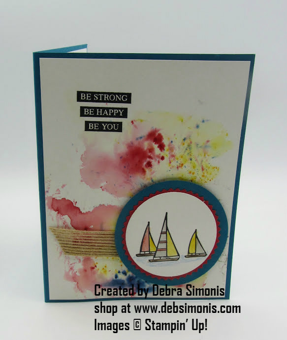 Stampin-Up-Lilypad-Lake-Brush-o-masuline-sailboat-card-Debra-Simonis-Stampinup