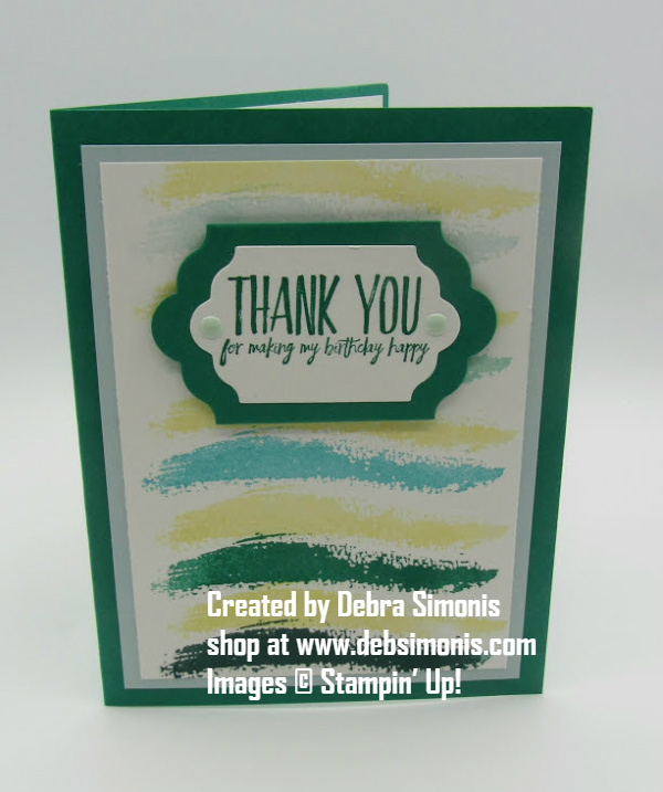Stampin-Up-Sheltering-Tree-All-Things-Thanks-Lots-of-Labels-Framelits-thanks-you-card-Debra-Simonis-Stampinup