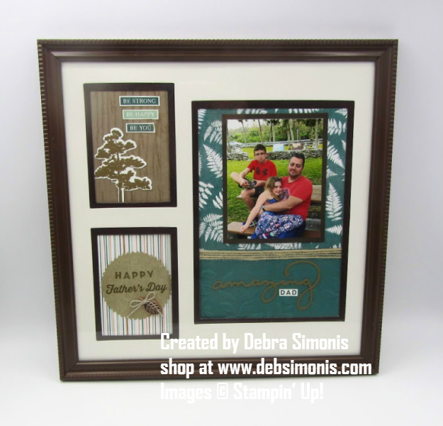 Stampin-Up-Rooted-in-Nature-Natures-Roots-Framelits-Celebrate-You-thinlits-Fathers-Day-framed-art-home-decor-Debra-Simonis-Stampinup