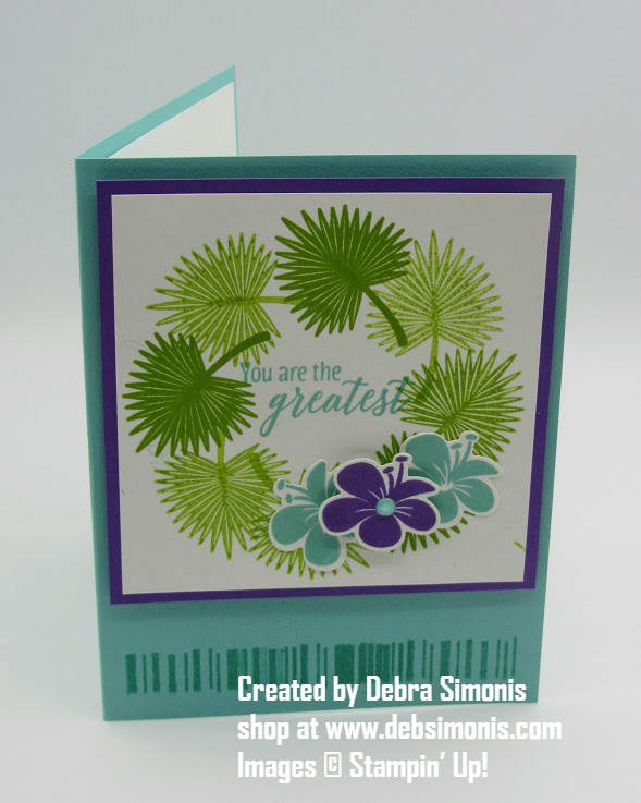 Stampin-Up-Tropical-Chic-stamp-set-Tropical-Thinlits-thinking-of-you-card-Debra-Simonis-Stampinu