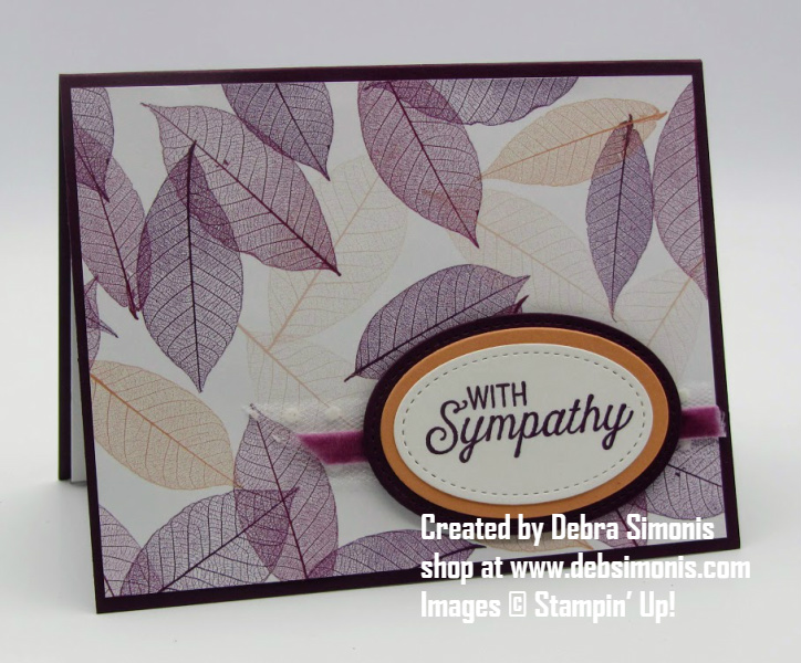 Stampin-Up-Flourishing-Phrases-stamp-set-Natures-Poem-designer-series-paper-sympathy-card-Debra-Simonis-Stampinup