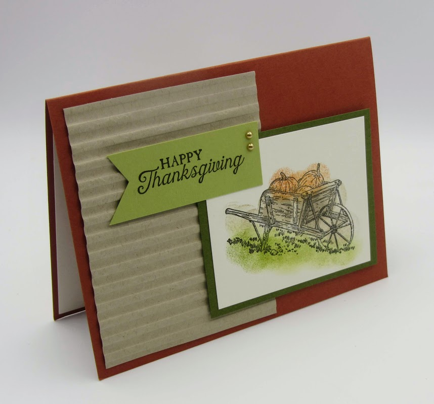 Stampin-Up-Pleasant-Pheasants-Corrugated-Embossing-Folder-Thanksgiving-card-Debra-Simonis-Stampinup
