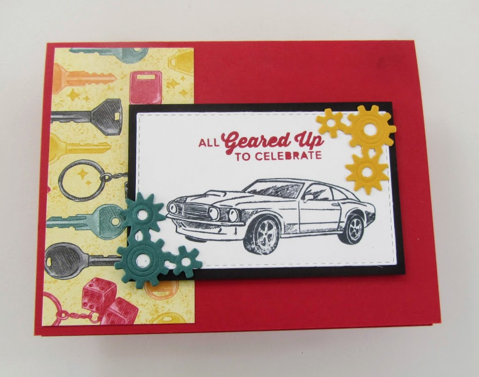 Stampin-Up-Geared-Up-Garage-stamp-set-Garage-Gears-thinlits-dies-Classic-Garage-Designer-Series-Paper-Masculine-Card-rectangle-Stitched-Framelit-Debra-Simonis-Stampinup