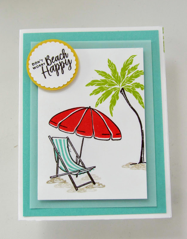 Stampin-Up-Beach-Happy-summer-fun-card-don't-worry-beach-happy-Debra-Simonis-Stampinup
