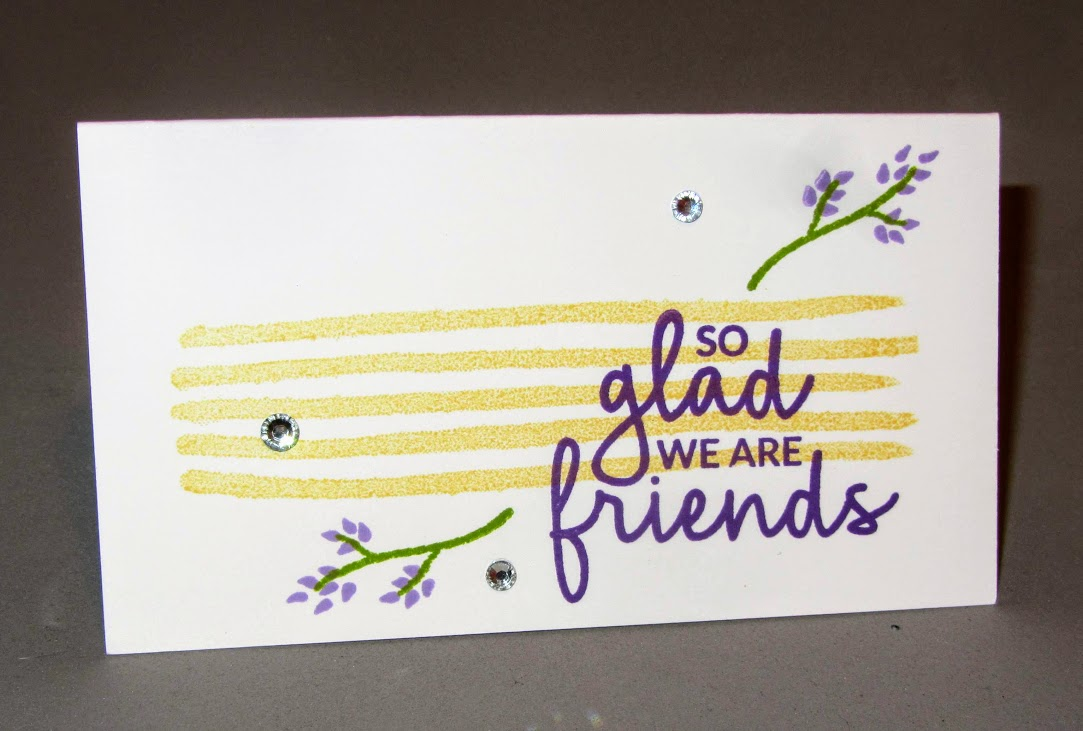 Stampin-Up-Incredible-Like-You-stamp-set-Friend-card-Deb-Simonis-Stampinup - #simplestamping