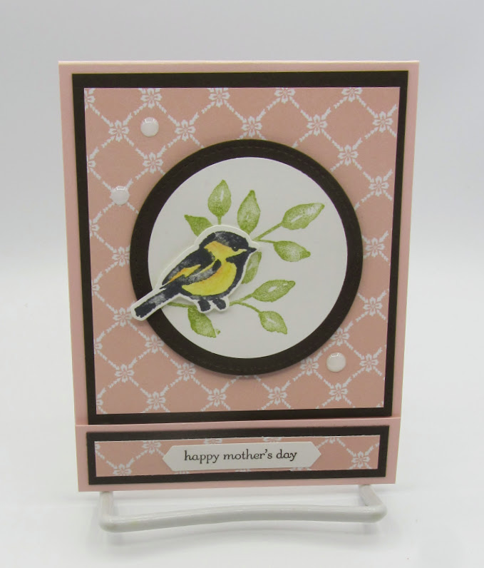 Stampin-Up-Petal-Palette-stamp-set-Petals-More-thinlits-Happy-Mothers-Day-Card-Fancy-Fold-Matchbook-style-Debra-Simonis-Stampinup