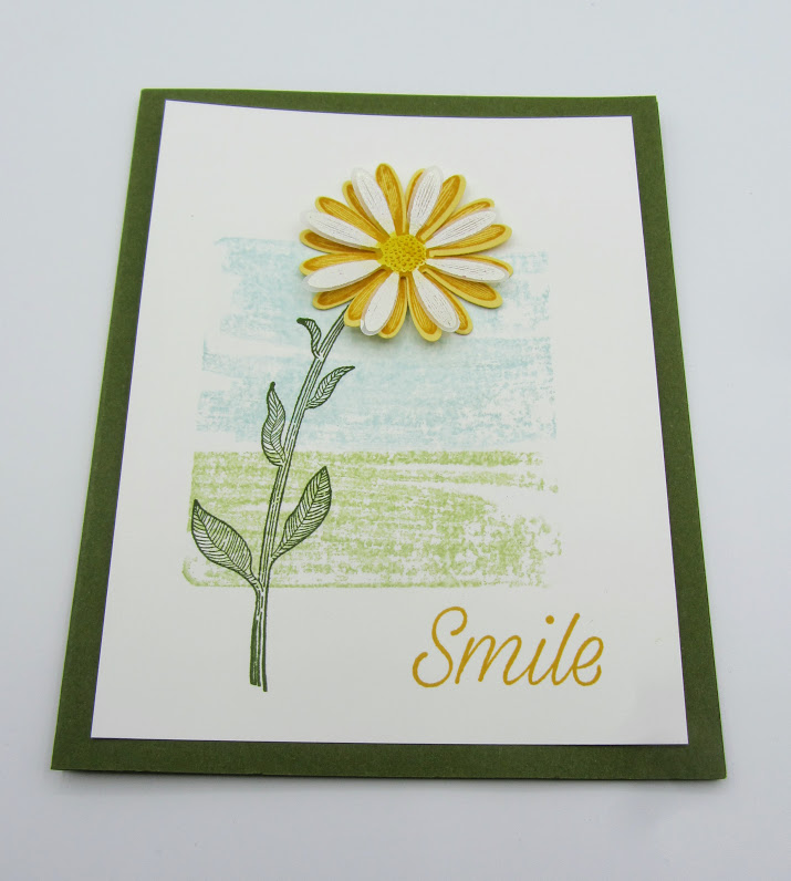 Stampin-Up-Daisy-Lane-Medium-Daisy-Punch-Acrylic-Block-background-friend-card-Debra-Simonis-Stampinup