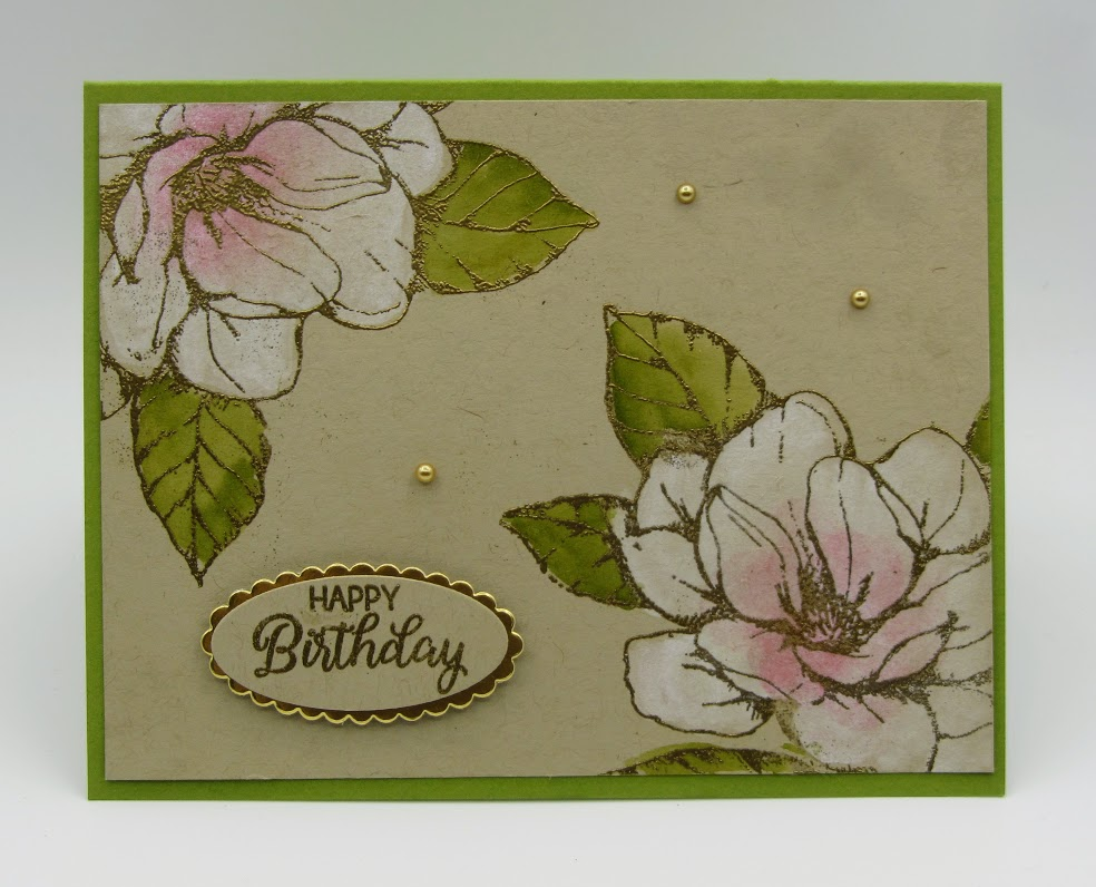Stampin-Up-Good-Morning-Magnolia-Beautiful-Bouquet-Layering-Ovals-Framelits-happy-birthday-card-Debra-Simonis-Stampinup