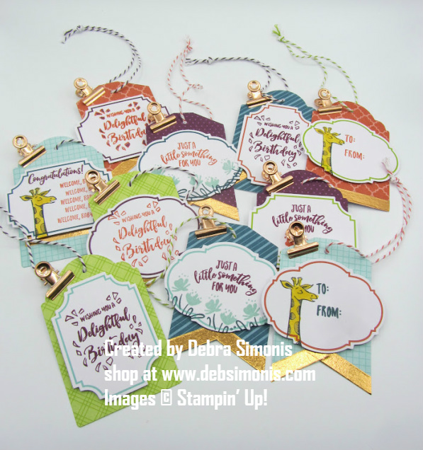 Stampin-Up-Tags-More-Accessory-Kit-Delightful-Day-stamp-set-gift-tags-Debra-Simonis-Stampinup