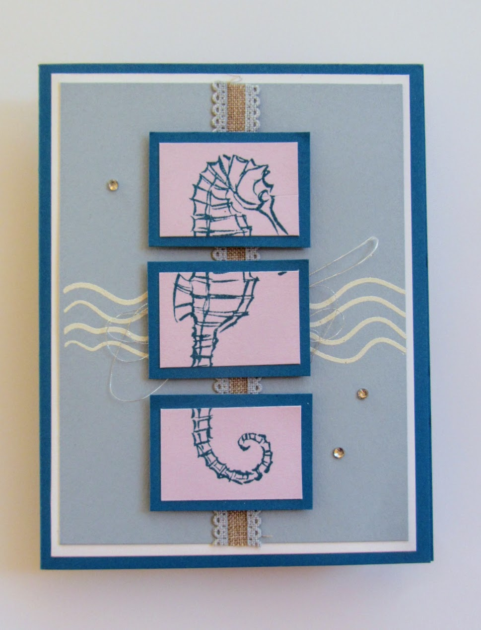 Stampin-Up-Seaside-Notions-Friend-LIke-You-stamp-set-heat-embossing-seahorse-card-Debra-Simonis-Stampinup