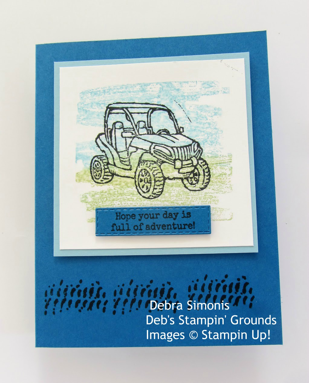 Stampin-Up-Pedal-to-the-Metal-ATV-masculine-birthday-card-Debra-Simonis-Stampinup