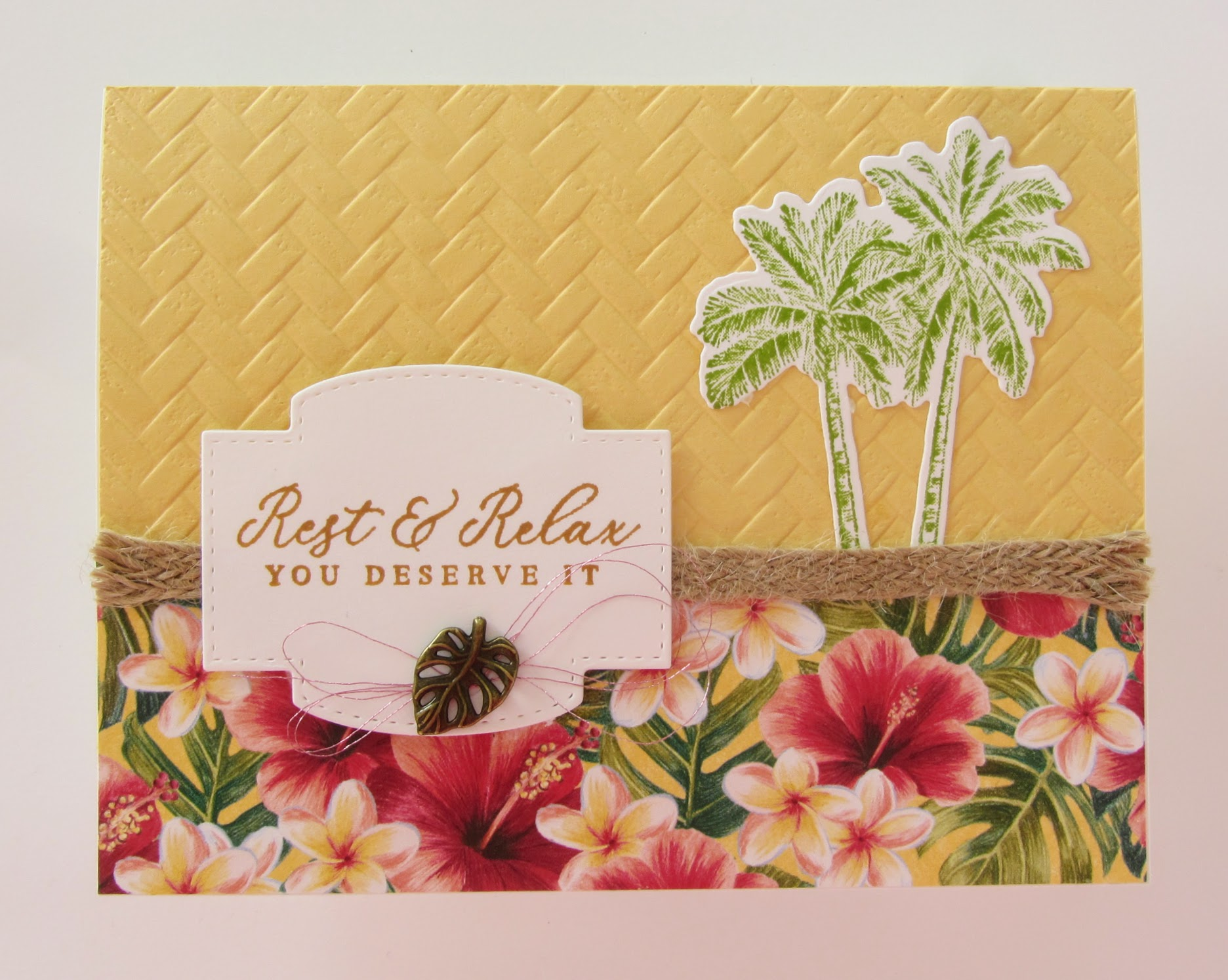 Stampin-Up-Timeless-Tropical-stamp-set-In-the-Tropics-Dies-Stitched-so-Sweetly-Dies-Coastal-Weave-embossing-folder-retirement-card-idea-birthday-card-Debra-Simonis-Stampinup