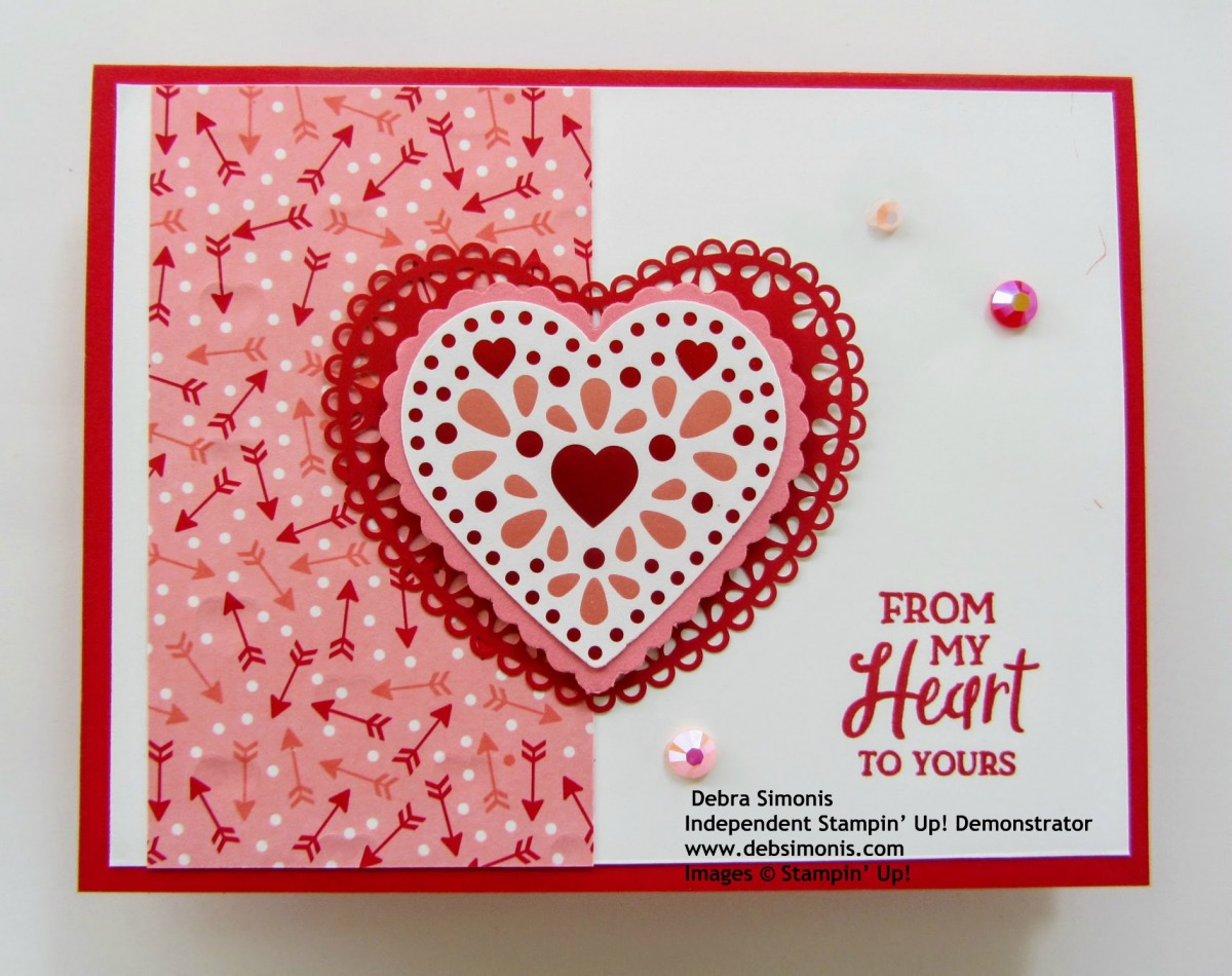 Stampin-Up-Heartfelt-stamp-set-Heart-Punch-Pack-From-my-Heart-Designer-Series-Paper-Valentine-Debra-Simonis-Stampinup