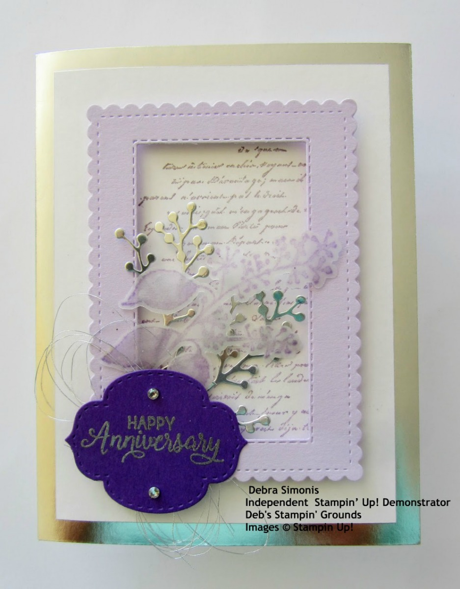 Stampin-Up-Beautiful-Bouquet-Very-Versailles-First-Frost-Stitched-So-Sweetly-Dies-Frosted-Bouquet-Dies-Heat-Embossing-Happy-Anniversary-Card-Debra-Simonis-Stampinup
