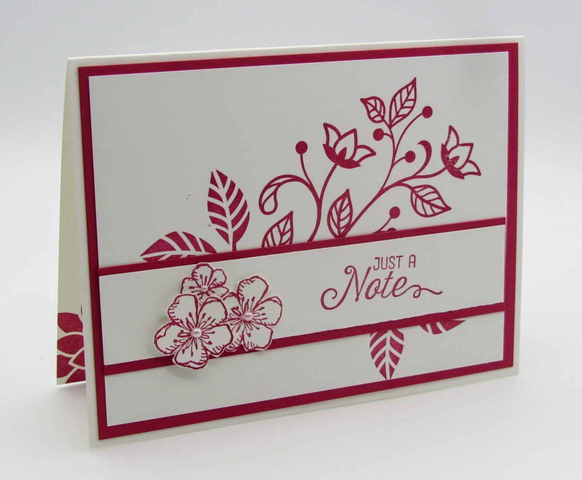 Stampin-Up-Flourishing-Phrasses-Free-as-a-Bird-Flourish-Dies-just-a-note-thinking-of-you-card-Debra-Simonis-Stampinup