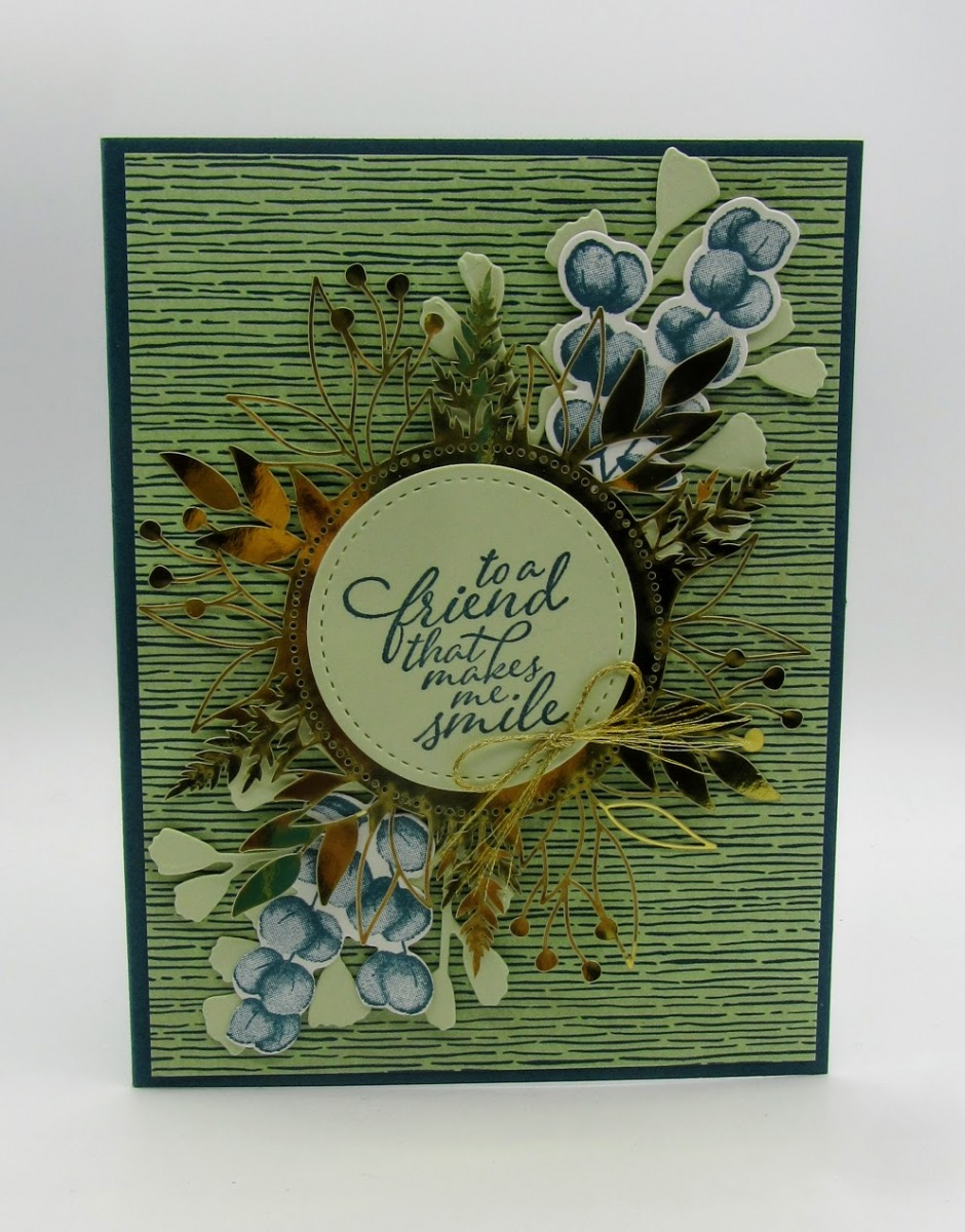 Stampin-Up-Forever-Fern-Forever-Flourishing-Dies-Forever-Gold-Laser-Cut-Specialty-Paper-Stitched-Shapes-Dies-friend-thinking-of-you-card-Debra-Simonis-Stampinup