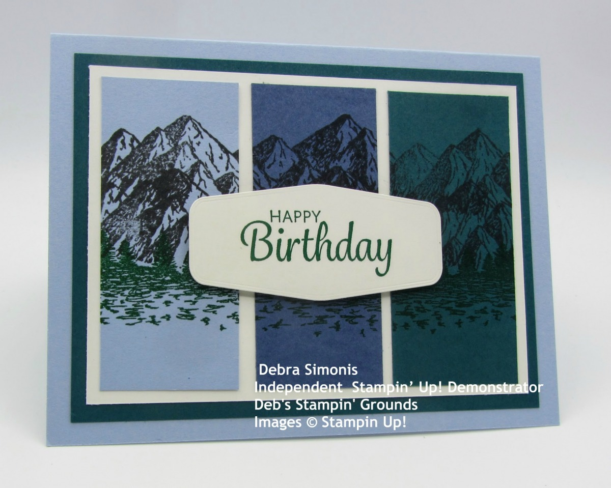 Stampin-Up-Mountain-Air-Heres-a-Card-Tasteful-Labels-Dies-birthday-card-mountains-Debra-Simonis-Stampinup