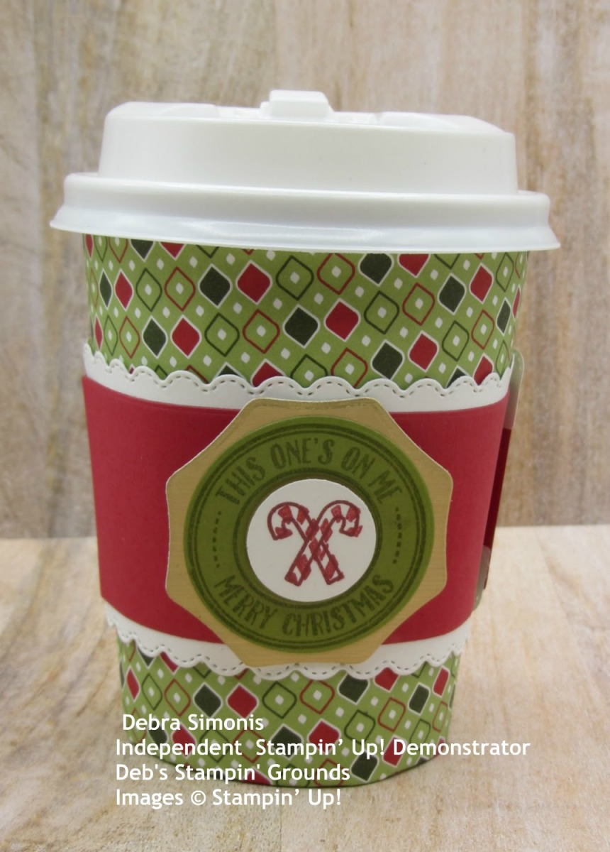 Stampin-Up-Warm-Hugs-Warm-Wraps-Dies-Mini-Coffee-Cups-Heartwarming-Hugs-patterned-paper-Merry-Christmas-Debra-Simonis-Stampinup