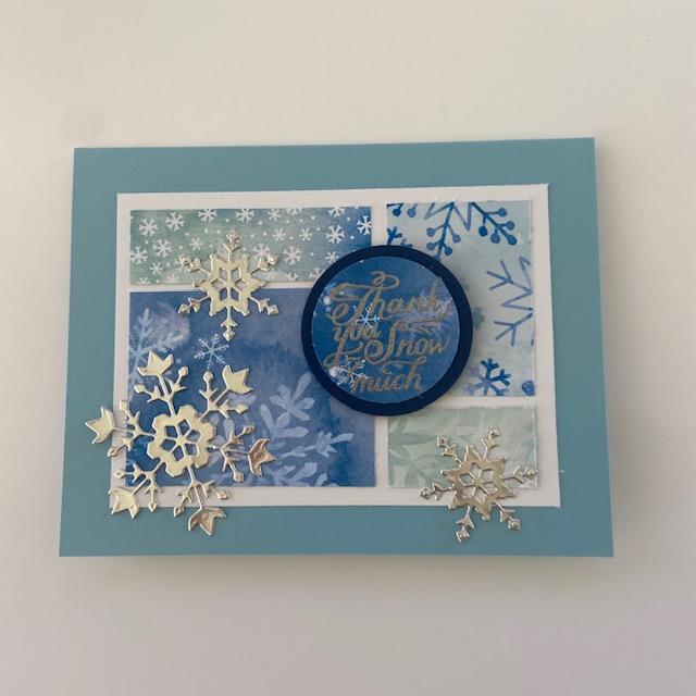 Stampin-Up-Snowflake-Wishes-So-Many-Snowflake-Dies-Snowflake-Splendor-pattern-paper-thank-you-card-winter-Debra-Simonis-Stampinup
