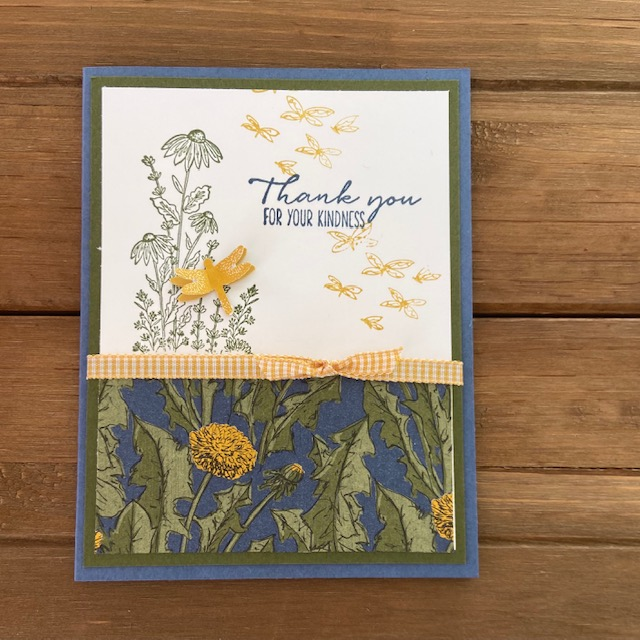 Stampin-Up-Dragonfly-Garden-Dragonfly-Punch-thank-you-card-Debra-Simonis-Stampinup