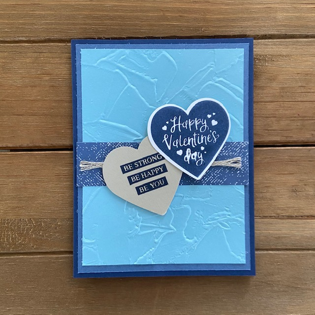 Stampin-Up-Heartfelt-Rooted-in-Nature-Painted-Texture-Embossing-Folder-Heart-Punch-Pack-masculine-themed-valentine-card-Debra-Simonis-Stampinup