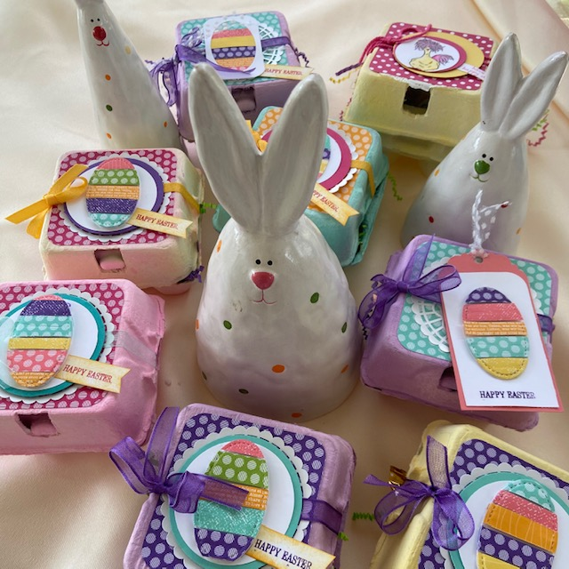 Stampin-Up-Mini-Egg-Cartons-Happy-Easter-Timeless-Tulips-stamp-set-Stitched-Shapes-Dies-3D-Easter-project-Debra-Simonis-Stampinup