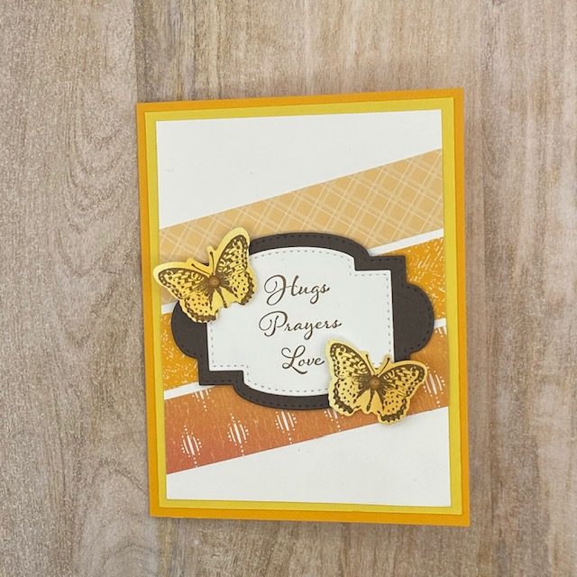 Stampin-Up-Positive-Thoughts-Sttiched-So-Sweetly-Dies-Natures-Thoughts-Dies-ombre-of-colors-butterflies-friend-card-Debra-Simonis-Stampin-Up